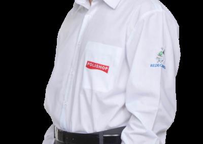 Camisas para Uniformes Profissionais
